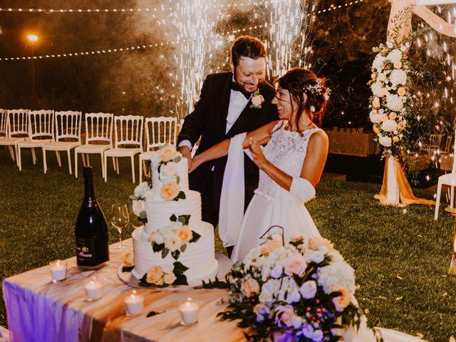 Il matrimonio di Monica e Luca a Miglianico, Chieti 163