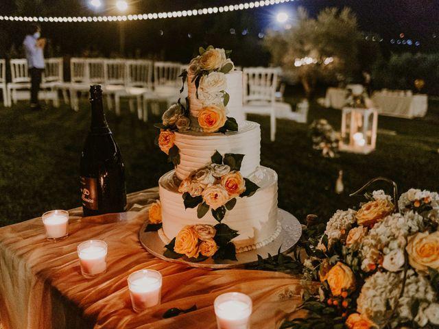 Il matrimonio di Monica e Luca a Miglianico, Chieti 165