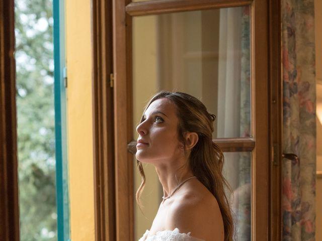 Il matrimonio di Luca e Cecilia a San Miniato, Pisa 13