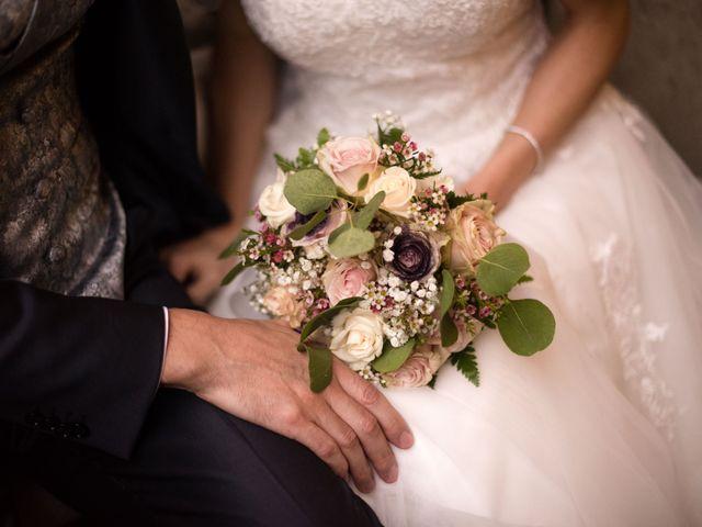 Il matrimonio di Luca e Cecilia a San Miniato, Pisa 19