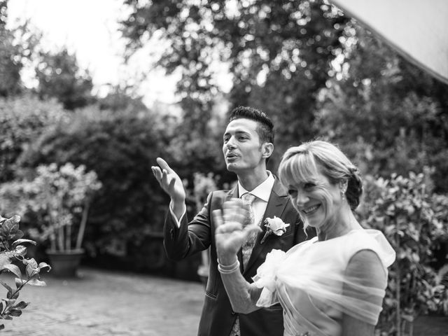 Il matrimonio di Luca e Cecilia a San Miniato, Pisa 22