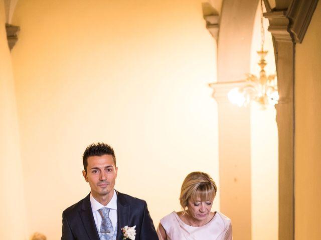 Il matrimonio di Luca e Cecilia a San Miniato, Pisa 23