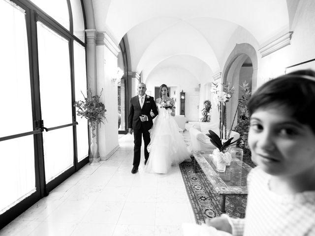 Il matrimonio di Luca e Cecilia a San Miniato, Pisa 25