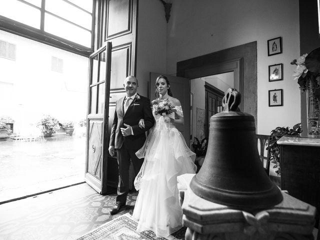 Il matrimonio di Luca e Cecilia a San Miniato, Pisa 26