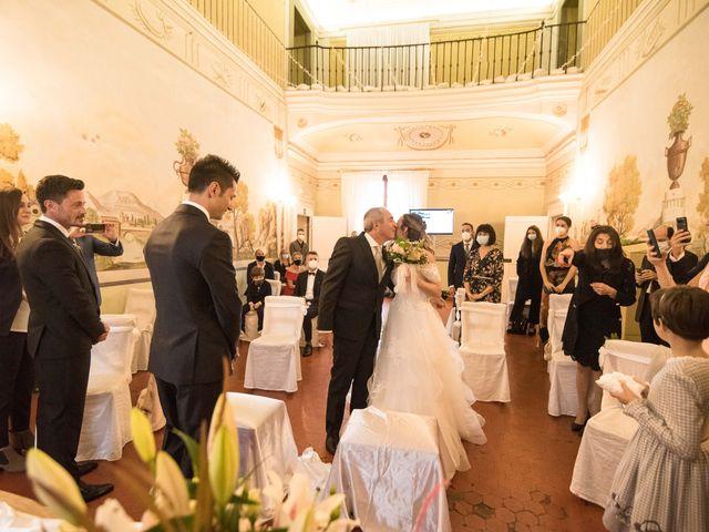 Il matrimonio di Luca e Cecilia a San Miniato, Pisa 27