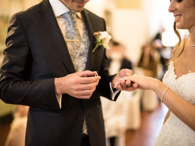 Il matrimonio di Luca e Cecilia a San Miniato, Pisa 31