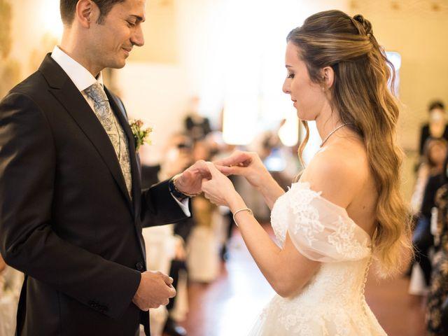 Il matrimonio di Luca e Cecilia a San Miniato, Pisa 32