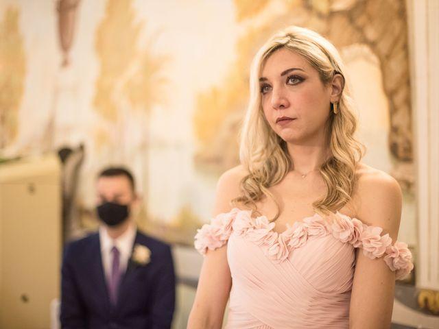 Il matrimonio di Luca e Cecilia a San Miniato, Pisa 33