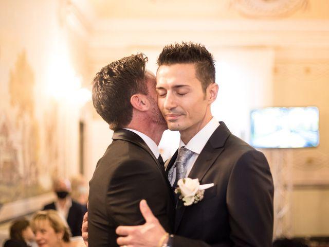 Il matrimonio di Luca e Cecilia a San Miniato, Pisa 35