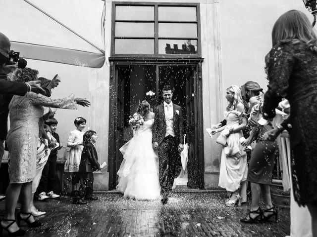 Il matrimonio di Luca e Cecilia a San Miniato, Pisa 38