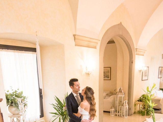 Il matrimonio di Luca e Cecilia a San Miniato, Pisa 41