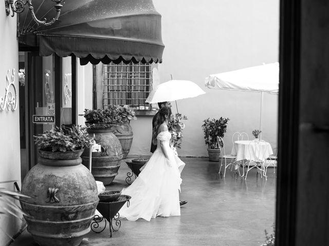 Il matrimonio di Luca e Cecilia a San Miniato, Pisa 42