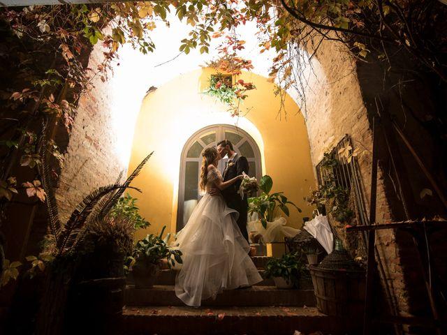 Il matrimonio di Luca e Cecilia a San Miniato, Pisa 1