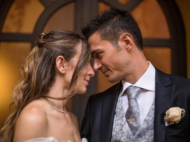 Il matrimonio di Luca e Cecilia a San Miniato, Pisa 43