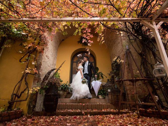 Il matrimonio di Luca e Cecilia a San Miniato, Pisa 44