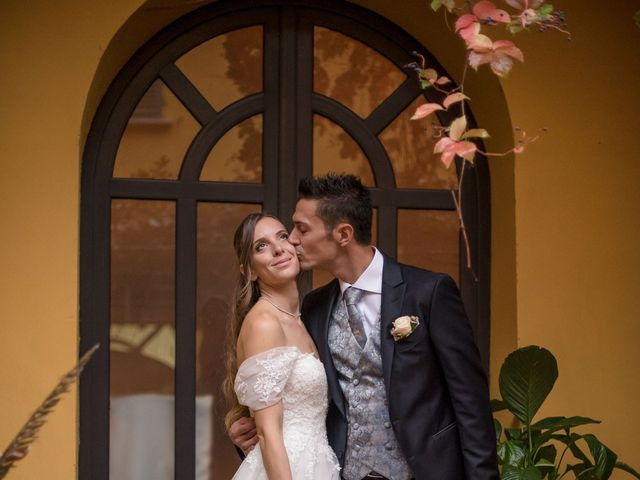 Il matrimonio di Luca e Cecilia a San Miniato, Pisa 46