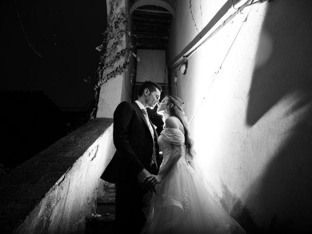 Il matrimonio di Luca e Cecilia a San Miniato, Pisa 48