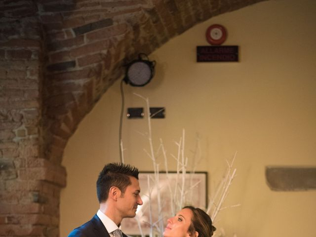 Il matrimonio di Luca e Cecilia a San Miniato, Pisa 50