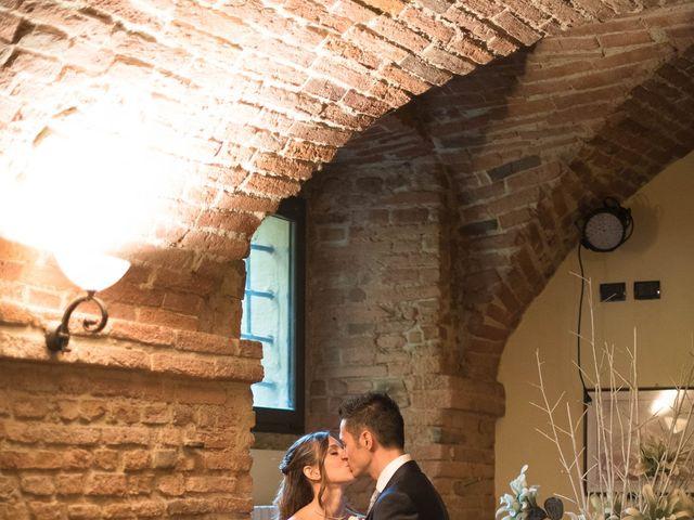 Il matrimonio di Luca e Cecilia a San Miniato, Pisa 51