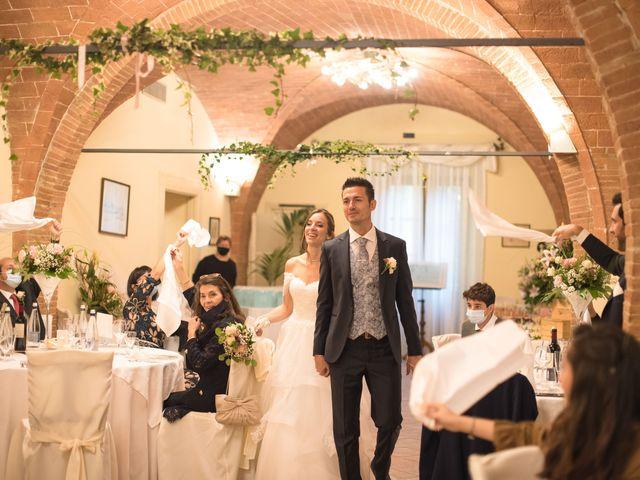 Il matrimonio di Luca e Cecilia a San Miniato, Pisa 55