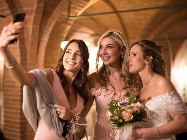 Il matrimonio di Luca e Cecilia a San Miniato, Pisa 56
