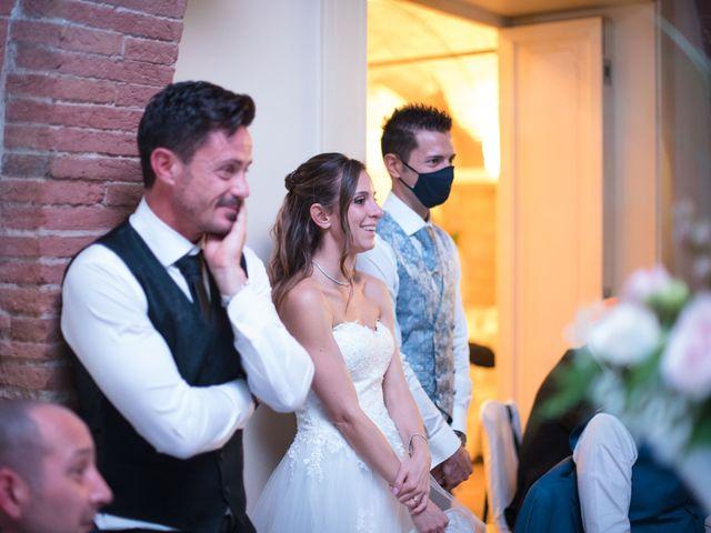 Il matrimonio di Luca e Cecilia a San Miniato, Pisa 59