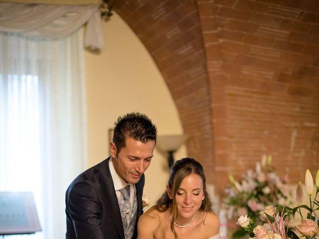 Il matrimonio di Luca e Cecilia a San Miniato, Pisa 64