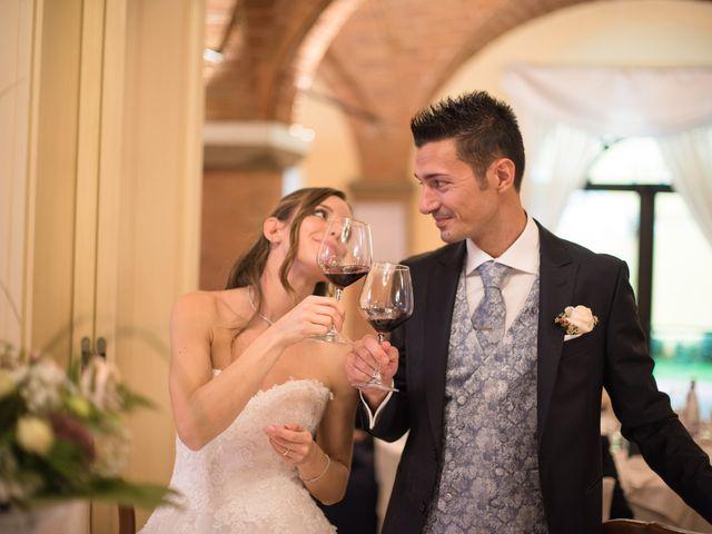 Il matrimonio di Luca e Cecilia a San Miniato, Pisa 65