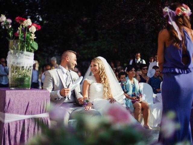 Il matrimonio di Antonio e Lisa a Modena, Modena 16