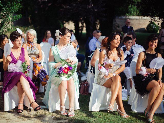 Il matrimonio di Antonio e Lisa a Modena, Modena 17