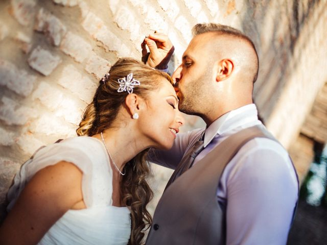 Il matrimonio di Antonio e Lisa a Modena, Modena 1