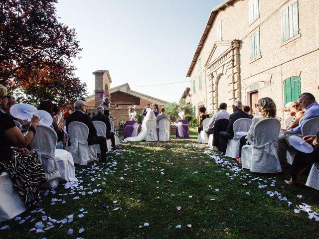 Il matrimonio di Antonio e Lisa a Modena, Modena 33