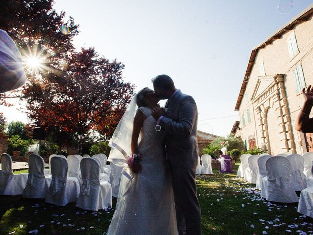 Il matrimonio di Antonio e Lisa a Modena, Modena 34