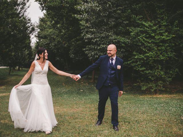 Il matrimonio di Giuliano e Francesca a Parma, Parma 27