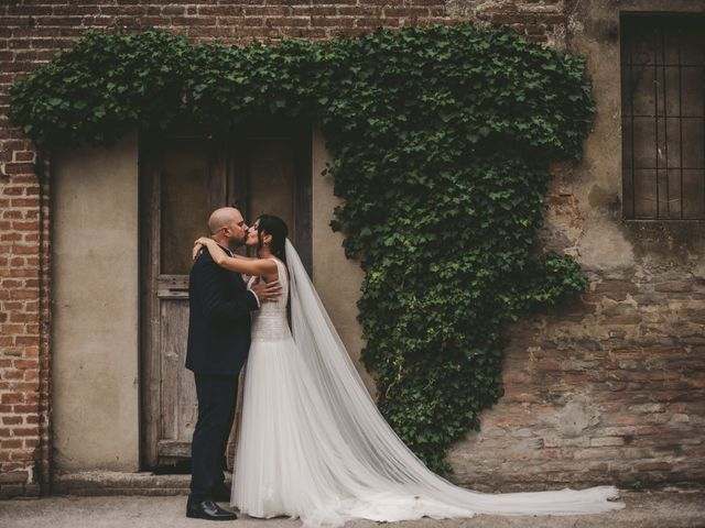 Il matrimonio di Giuliano e Francesca a Parma, Parma 1