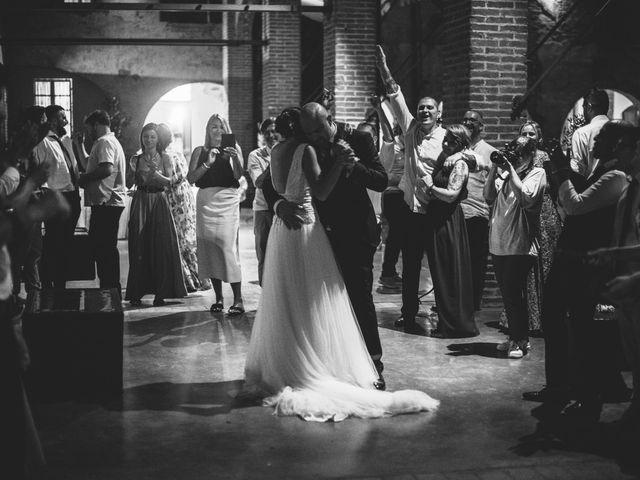 Il matrimonio di Giuliano e Francesca a Parma, Parma 35