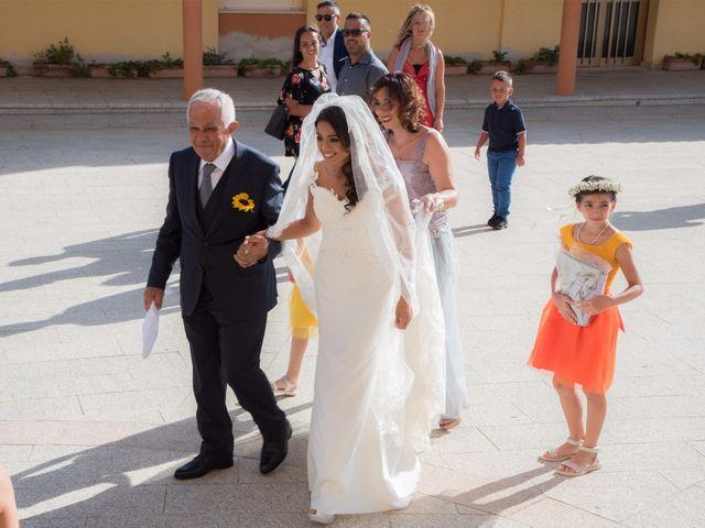 Il matrimonio di Maurizio e Alessandra a Capoterra, Cagliari 8