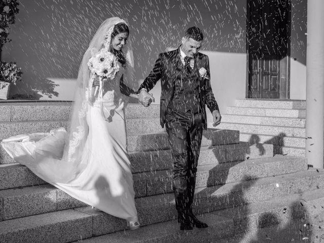 Il matrimonio di Maurizio e Alessandra a Capoterra, Cagliari 1