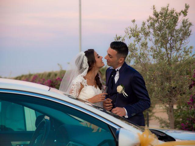 Il matrimonio di Maurizio e Alessandra a Capoterra, Cagliari 13