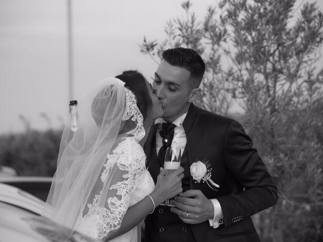 Il matrimonio di Maurizio e Alessandra a Capoterra, Cagliari 15