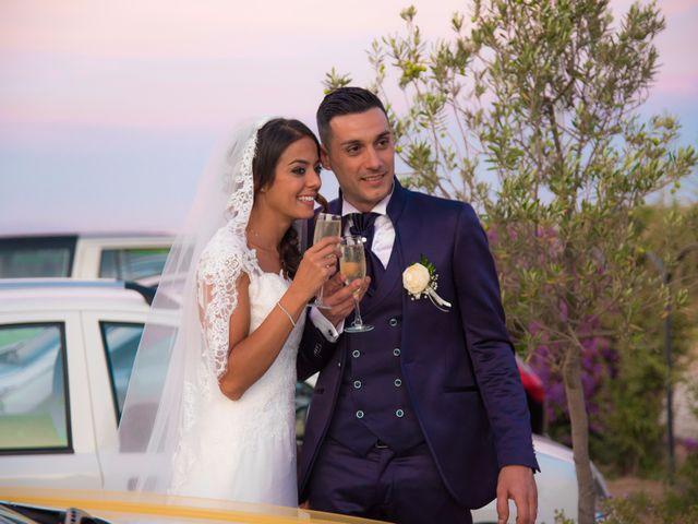 Il matrimonio di Maurizio e Alessandra a Capoterra, Cagliari 17