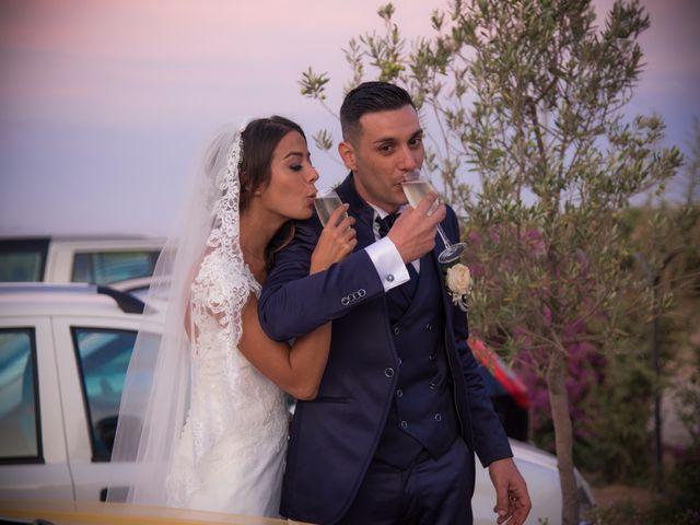 Il matrimonio di Maurizio e Alessandra a Capoterra, Cagliari 18