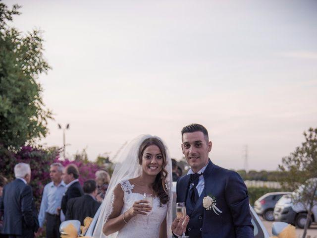 Il matrimonio di Maurizio e Alessandra a Capoterra, Cagliari 20