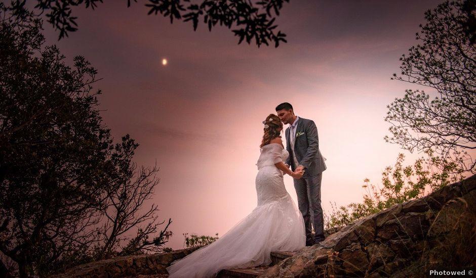 Il matrimonio di Walter e Daniela a Sestri Levante, Genova