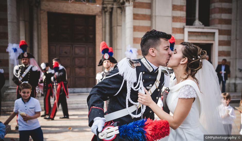 Il matrimonio di Francesco e Susanna a Ronco all'Adige, Verona