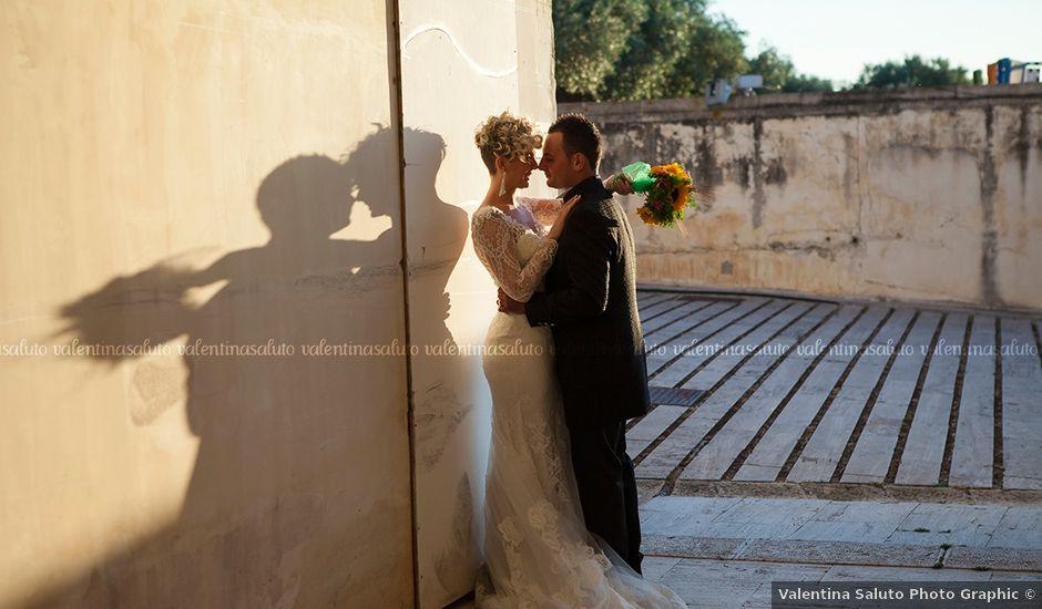 Il matrimonio di Gianvito e Serena a Castelvetrano, Trapani