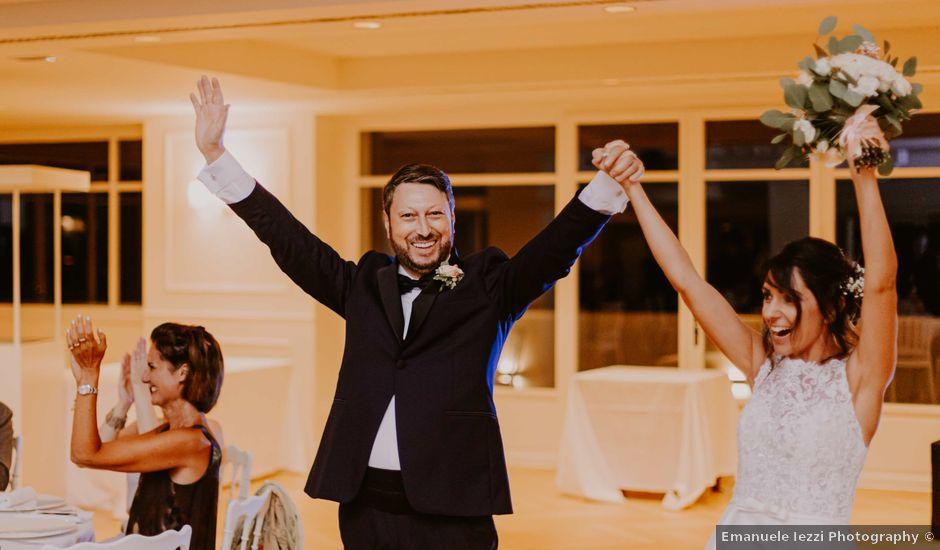 Il matrimonio di Monica e Luca a Miglianico, Chieti