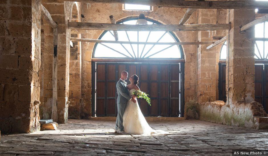 Il matrimonio di Kevin e Kim a Pachino, Siracusa
