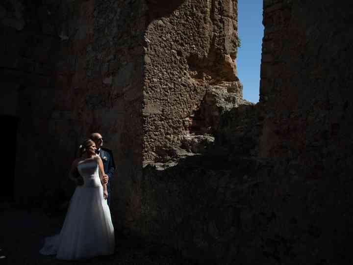 le nozze di Giuliana e Emilio