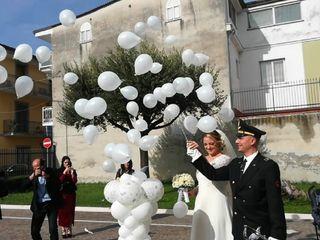 Le nozze di Ilenia e Salvatore